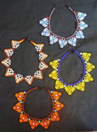 triangle chokers